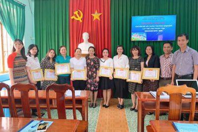 """Phòng Giáo dục và Đào tạo huyện Krông Bông tổ chức Hội nghị tổng kết chuyên đề """"Xây dựng trường mầm non  lấy trẻ làm trung tâm"""" giai đoạn 2016-2020"""