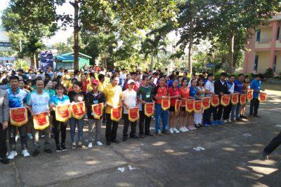 Khai mạc Hội thao truyền thống ngành Giáo dục huyện Krông Bông năm 2020