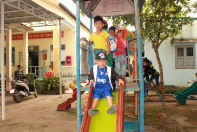 Huyện Krông Bông nỗ lực đầu tư cơ sở vật chất cho năm học mới