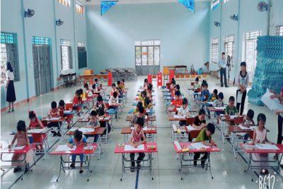 Phòng Giáo dục và Đào tạo Krông Bông tổ chức Hội thi vẽ tranh dành cho trẻ mẫu giáo 5 tuổi cấp huyện – năm 2018