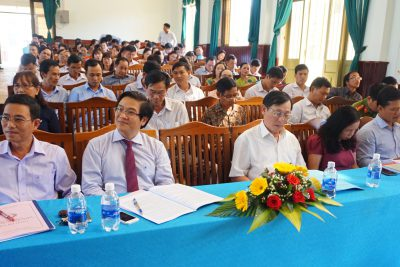 Phòng Giáo dục và Đào tạo Krông Bông tổng kết năm học 2017 – 2018 và triển khai nhiệm vụ 2018 – 2019
