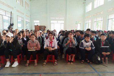Phòng GDĐT huyện Krông Bông tổ chức Kỳ thi chọn học sinh giỏi THCS cấp huyện năm học 2018-2019