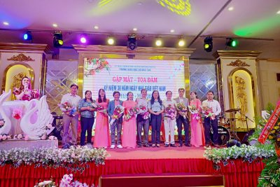 Phòng Giáo dục và Đào tạo huyện Krông Bông tổ chức buổi gặp mặt nhân ngày Nhà giáo Việt Nam 20/11